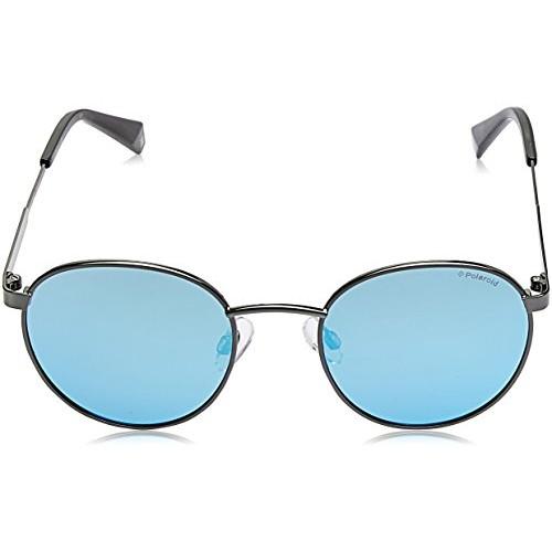 f2f06b3d9c Buy Polaroid Polarized Round Unisex Sunglasses - (PLD 2053 S 515X ...