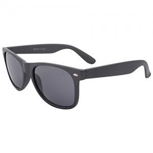 XLNC Stylish Unisex Wayfarer Sunglasses (Light Grey)