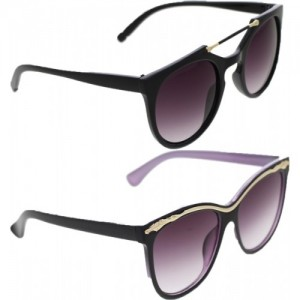 Vast Round, Cat-eye, Retro Square Sunglasses