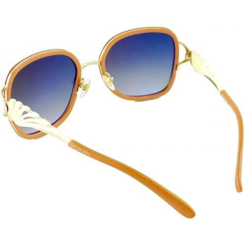 Ripley Brooklyn Retro Square Sunglasses