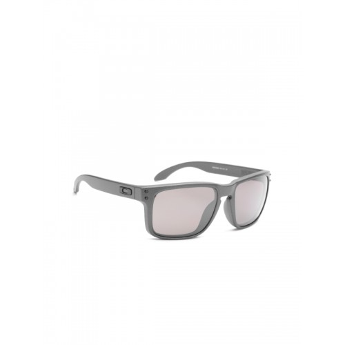 7bce58bc54 ... OAKLEY Men Polarised Mirrored Square Sunglasses 0OO91029102B555-9102B5  ...