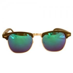 Derry Multicolour UV Protection Club-Master Men's Sunglasses