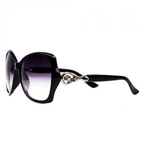 Efashionup Oversized Sunglasses (Black) (2190)