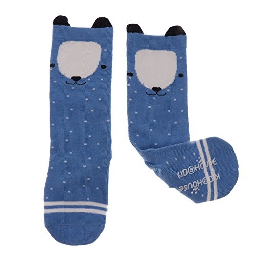 Buy Magideal Unisex Baby Knee High Socks Stockings Cartoon Non Slip