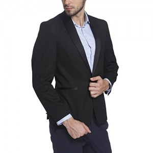Jack & Jones Notch Lapel Slim Fit Blazer