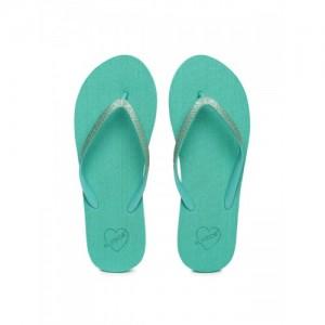 8d9b749ee Buy Adidas Women Sea Green   Brown Beach Cork Thong Flip-Flops ...
