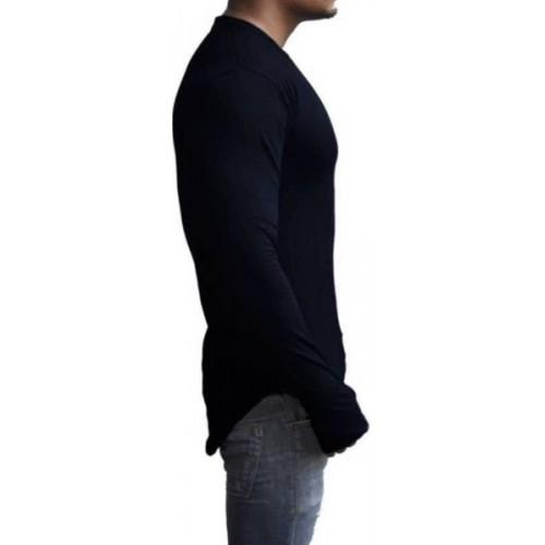 Buy Rebozo Solid Men's Straight Kurta online | Looksgud in