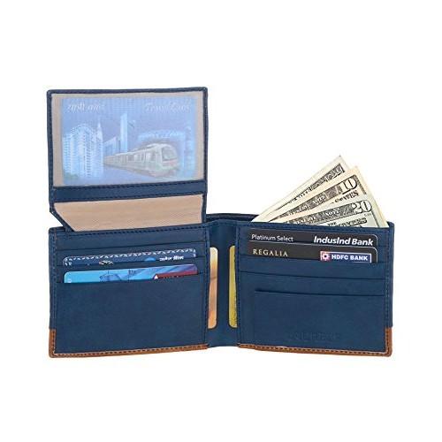 Laurels Gotham Multicolor Wallet (Lw-Gth-0306)