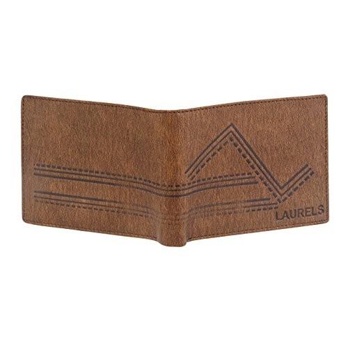 Laurels Macedonia Brown Wallet (Lw-Mcd-09)