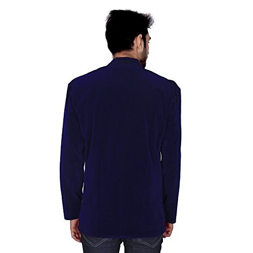 Kandy Blue Men's Regular Fit Blazer