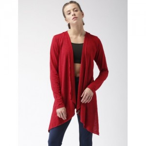2GO Red Solid Shrug