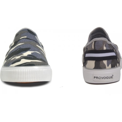 Buy Provogue HENRY Canvas Casual Shoes