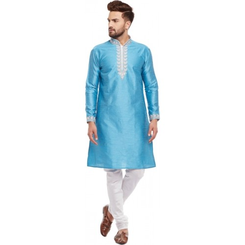 6819916229 Buy Larwa Men Kurta and Churidar Set online | Looksgud.in