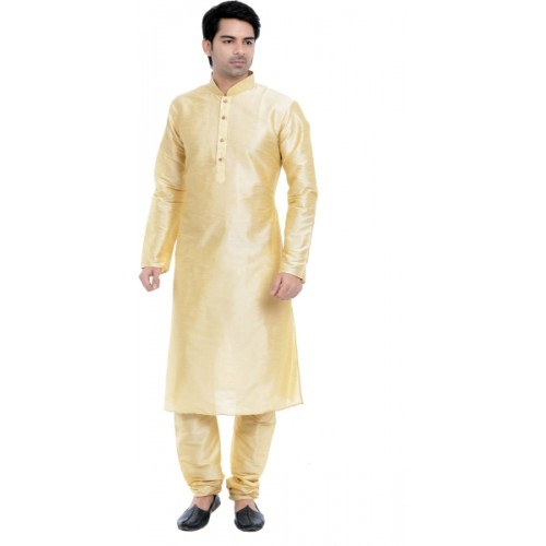 Vastramay Men's Kurta and Pyjama Set