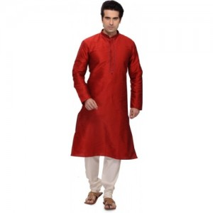 RG Designers Men's Kurta and Pyjama Set