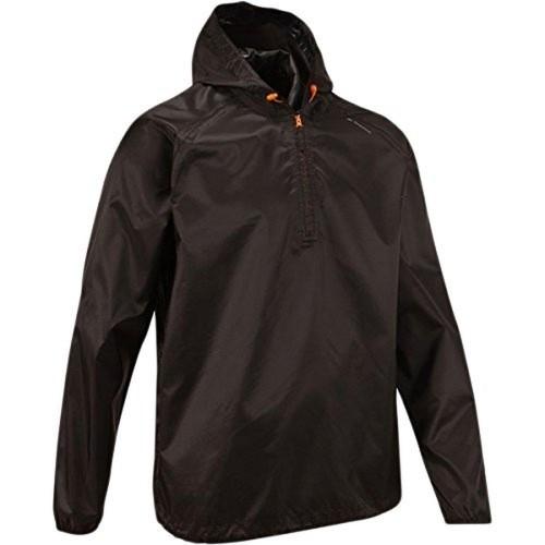 Quechua Rain Cut Black Jacket