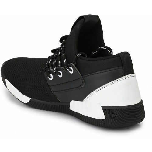 Prolific Black Sports shoes
