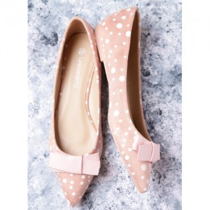 Dressberry Pink Belly Shoes