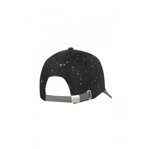 big sale 0e763 8cae2 ... HRX by Hrithik Roshan Men Black Printed Baseball Cap ...