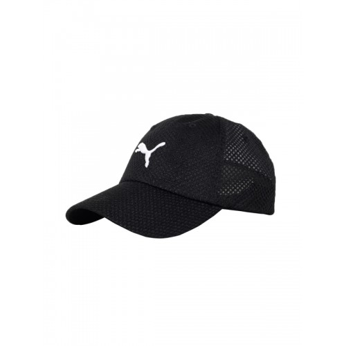 best sale undefeated x huge selection of Buy Puma Unisex Black Solid Training Mesh Baseball Cap online ...