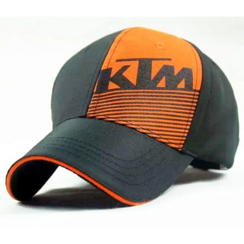 63f245292444d Buy FAS Embroidered Black KTM Baseball Cap online