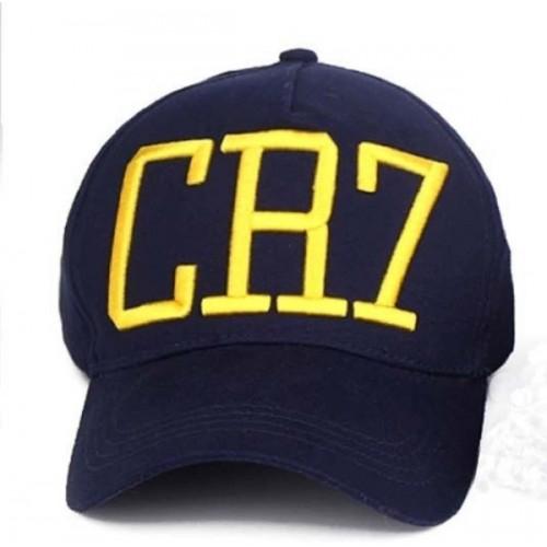 a48b3e9b7 Buy FAS CR7 Navy Blue Baseball Cap online | Looksgud.in