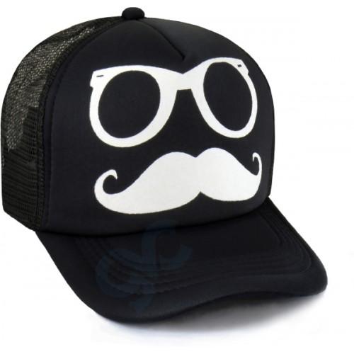 buy gvc printed half net cap baseball style cap for boys and girls