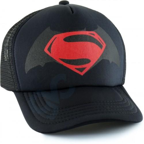 a9223c908ef Buy GVC Printed Batman vs Superman Black Half Net Cap online ...