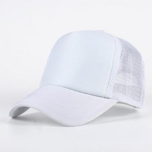 c268f619ea7 Buy HANDCUFFS Stylish Cotton Baseball Adjustable White Cap For Men Women Cap  online