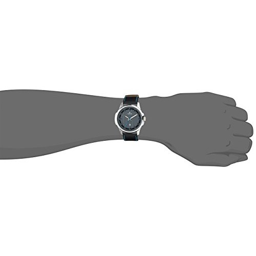 Maxima Attivo Analog Blue Dial Men's Watch - 35407CAGI