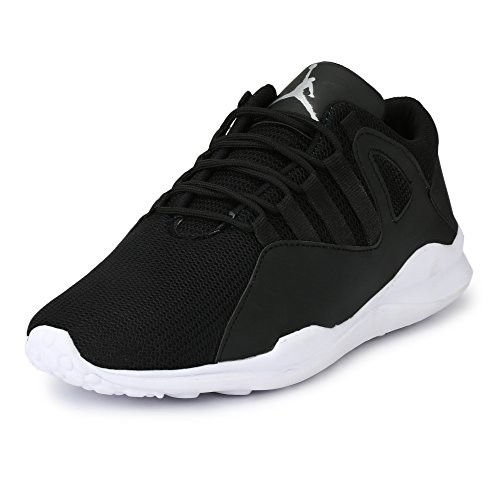 Sklodge Black Men's Stylish Casual Canvas Sport Shoes