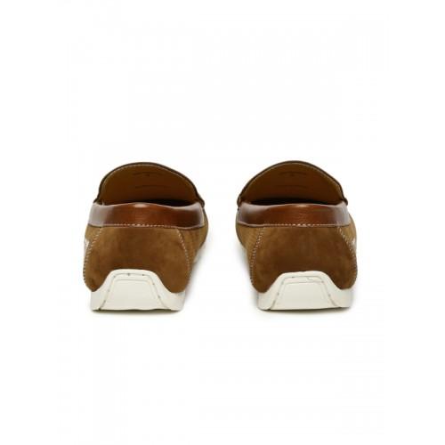 Buy Aeropostale Men Tan Brown Loafers