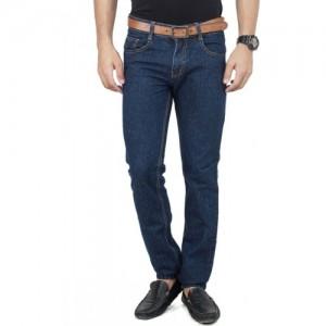 Uber Urban Regular Men's Dark Blue Jeans