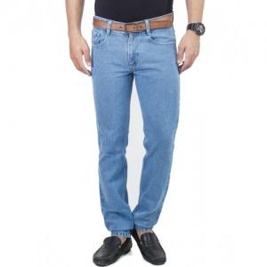 Uber Urban Regular Men's Light Blue Jeans