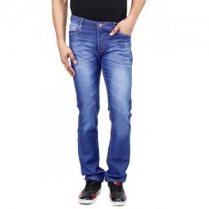 Uber Urban Regular Men's Blue Jeans