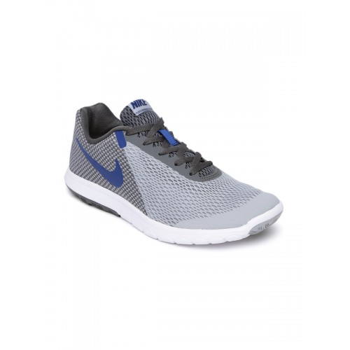 2d5e342fa Buy Nike Men Grey FLEX EXPERIENCE RN 6 Running Shoes online ...