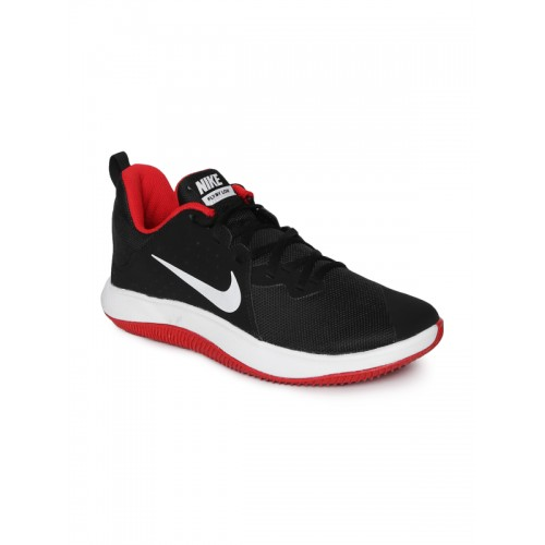 8cce388b5fb8b BY LOW Basketball Shoes; Nike Men Black FLY.BY LOW Basketball Shoes ...