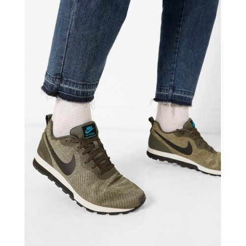 62027870107 Buy NIKE MD Runner 2 Mesh Lace-Up Shoes online