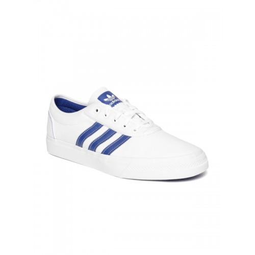 Buy Adidas Originals Unisex White ADI EASE Skateboarding