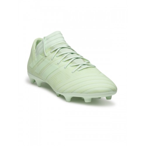 fb77be950410 Buy Adidas Men Mint Green NEMEZIZ 17.3 Firm Ground Football Shoes ...