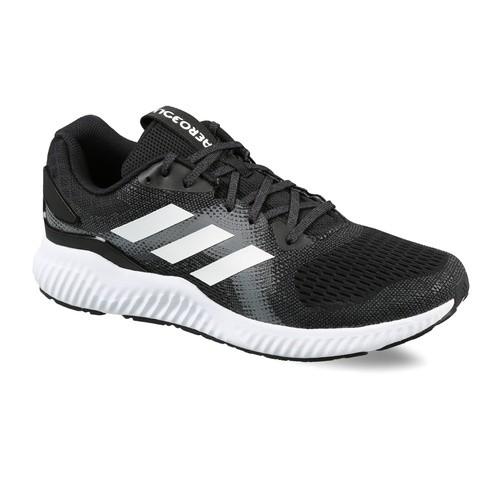 separation shoes afda0 d1a9d Buy Adidas Aerobounce St Black Running Shoes online ...