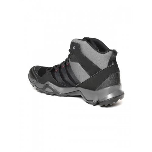 Buy Adidas Path Cross Mid Ax2 Mid Black