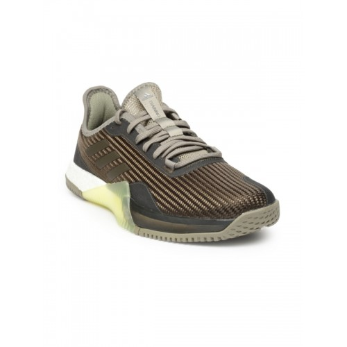 best website 0ed3b 9c058 ... Adidas Crazytrain Elite M Brown Training Shoes ...