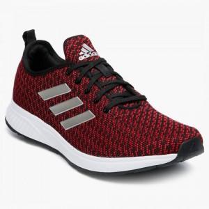Adidas Kivaro 1 M Red Running Shoes