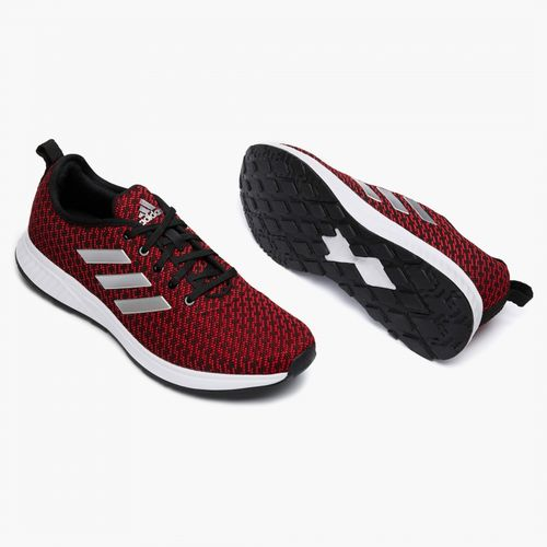 Adidas Kivaro 1 M Red Running Shoes