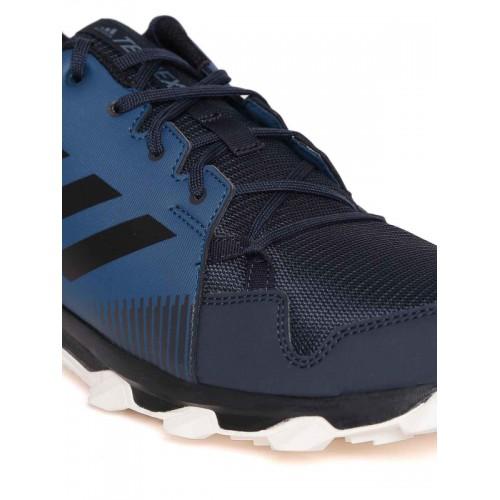 Adidas Men Blue Terrex Tracerocker Outdoor Shoes