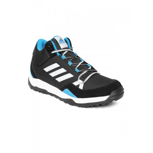 Adidas Hampta Black Outdoor Shoes