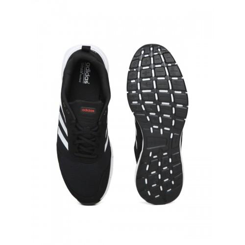 Adidas Fluidcloud Neutral M Black Running Shoes