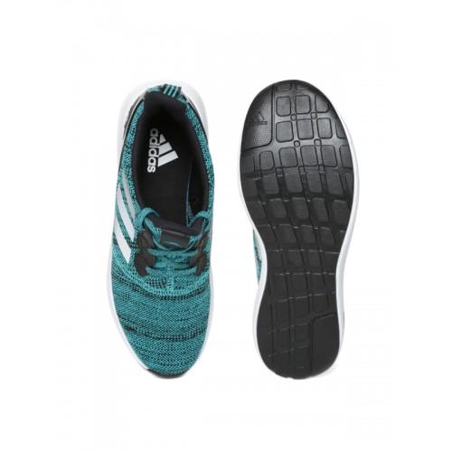 competitive price 300ac b8712 ... Adidas Zeta 1.0 M Aqua Blue Running Shoes ...