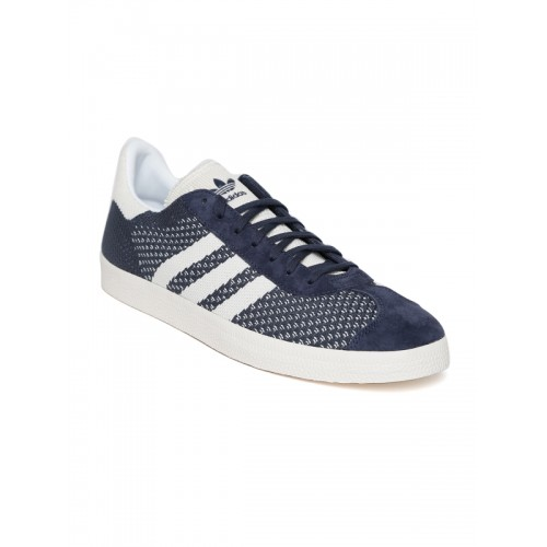 the latest f67d2 f4440 ... Adidas Originals Gazelle Pk Navy Blue Sneakers ...